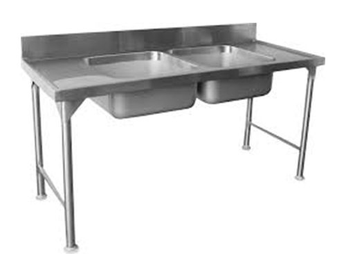 Sink Stainless Steel Double Bowl