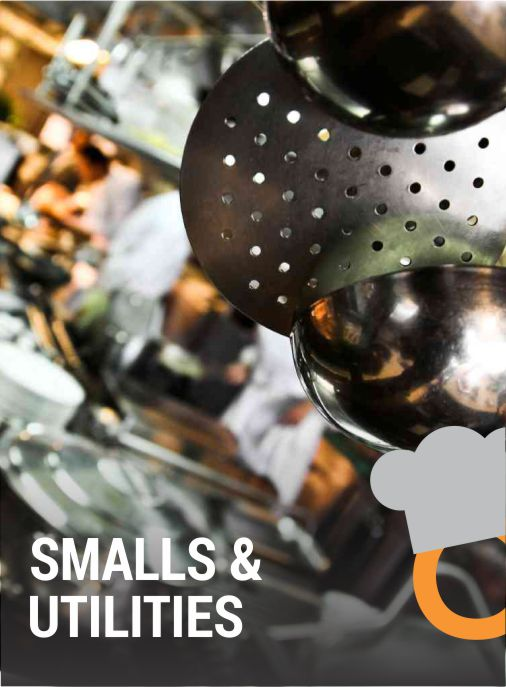 Smalls & Utility Catering Equipment