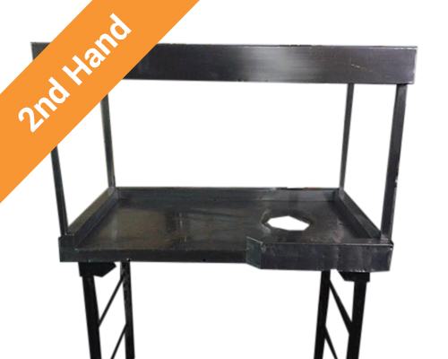 Dump Table Absolute Catering Equipment
