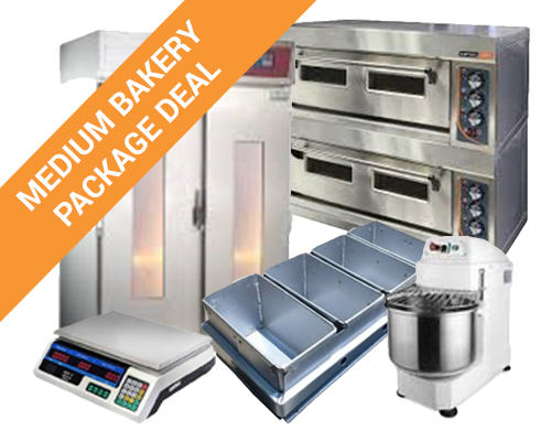 Bakery Equipment Package Deal