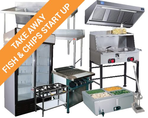 Take Away Equipment Package Deal