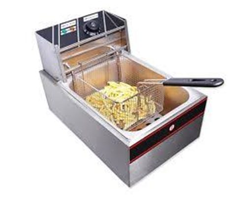 Electric Fryer Single