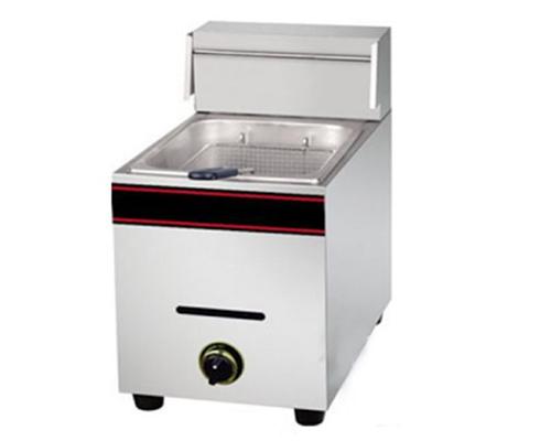 Single Gas Fryer