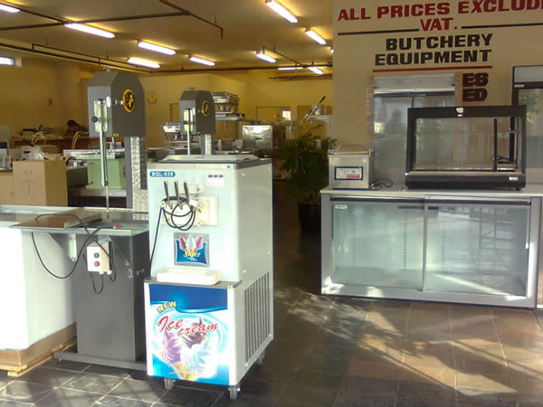ASAP Catering Equipment Showroom in Johannesburg