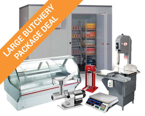 Butchery Kitchen Equipment : Large Butchery Equipment - Absolute Catering Equipment