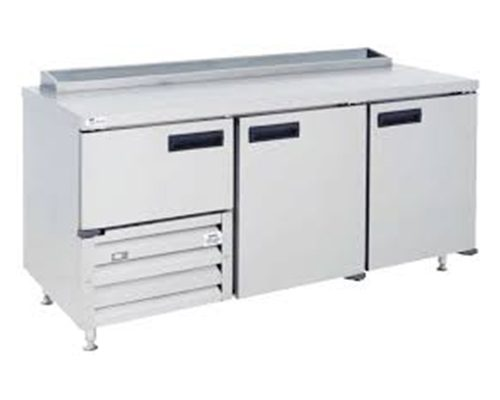 Underbar Fridge Stainless Steel