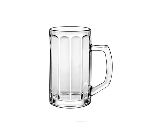Glass Beer Mug