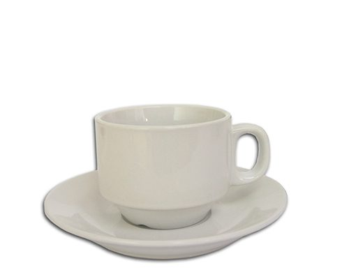 Crockery Cup & Saucer