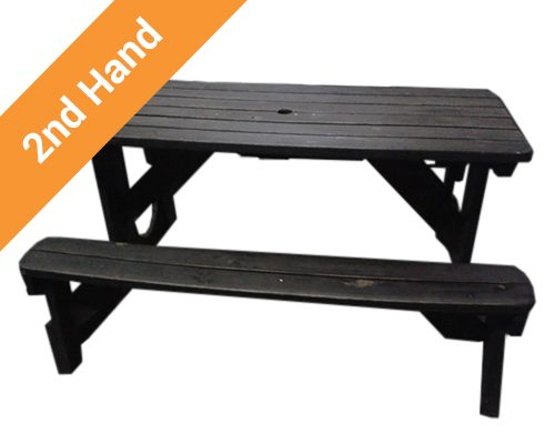 2nd Hand Outdoor Bench