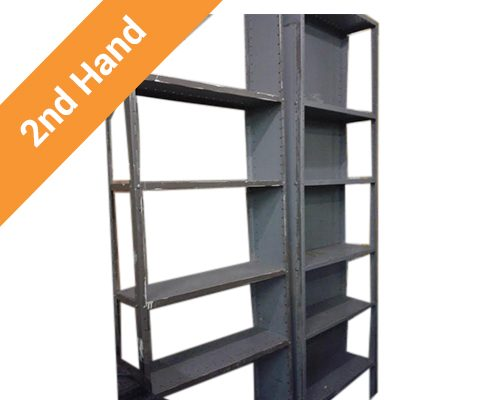 2nd Hand Shelving