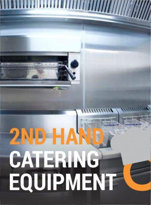 Second Hand Catering Equipment. Please do call for pricing and stock availability!