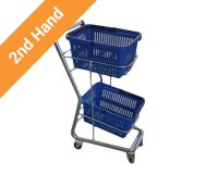 2nd Hand Shopping Trolley & Baskets