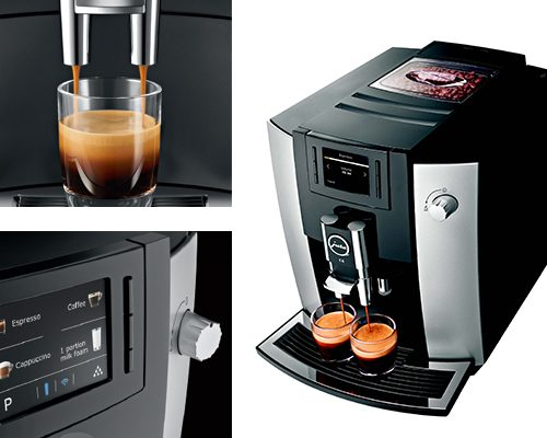 E6 Coffee Machine from Jura