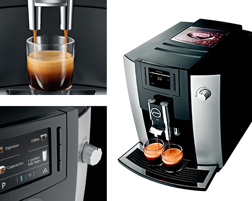 E6 Coffee Machine from Jura
