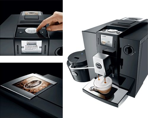 F9 Coffee Machine from Jura