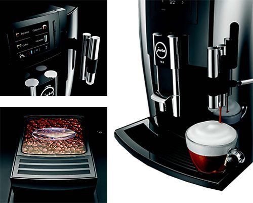 WE8 Coffee Machine from Jura