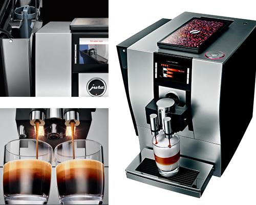Z6 Coffee Machine from Jura