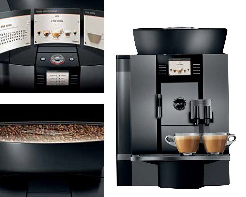 Giga X3 Coffee Machine from Jura