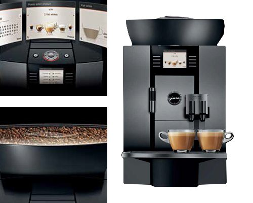 Giga X3c Coffee Machine from Jura
