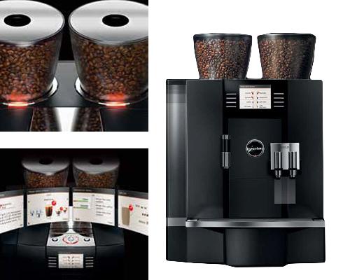 Giga X8 Coffee Machine from Jura