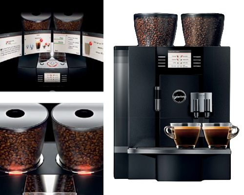 Giga X8c Coffee Machine from Jura