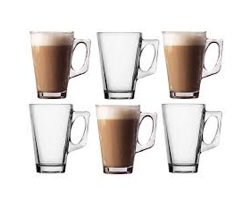 Coffee Glass Mugs