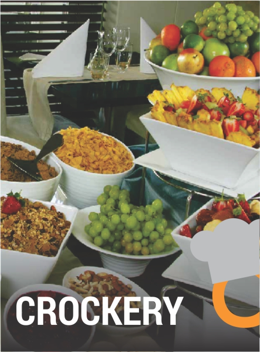 Catering Crockery for Sale