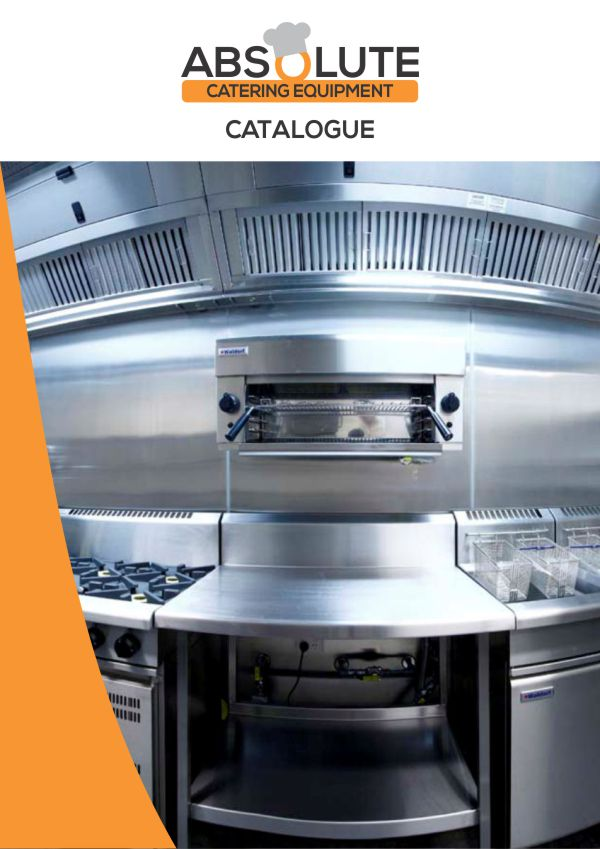 Absolute Catering Equipment Catalogue