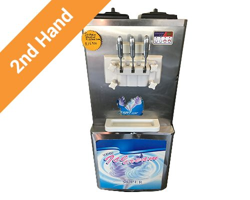 2nd Hand Ice Cream Machine
