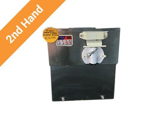 2nd Hand Ice Cream Machine