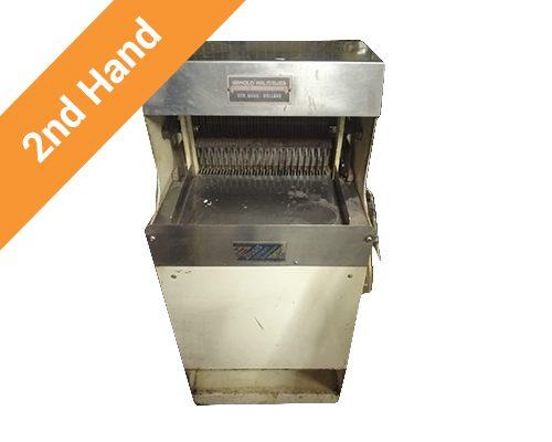 second hand bread slicer