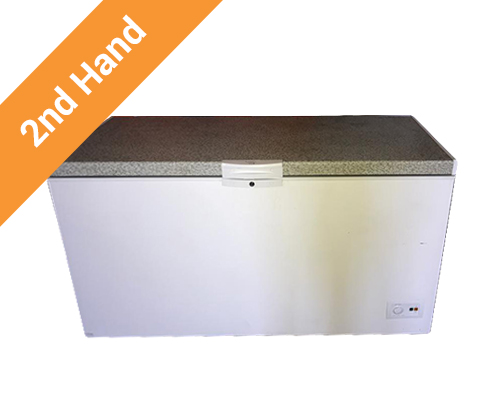 second hand chest freezer 1m