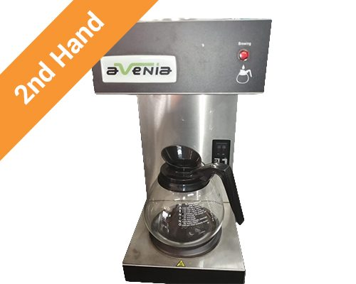 Second Hand Coffee Machine with Jug (Avenia)