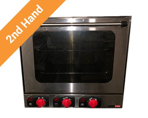 Second hand convection oven