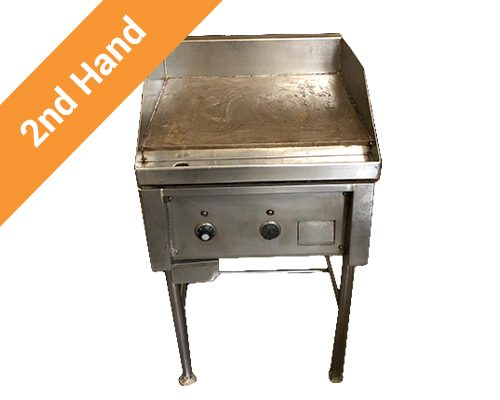 Second hand Flat Grill 3 Phase