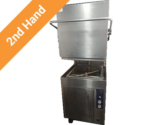 second hand Hood Type Dish Washer