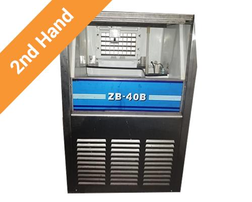 Second hand ice machine