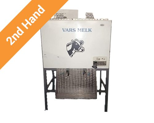 second hand milk tank