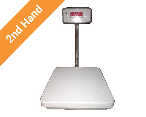 second hand platform scale