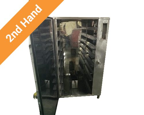 second hand Stainless Steel Single Door Prover
