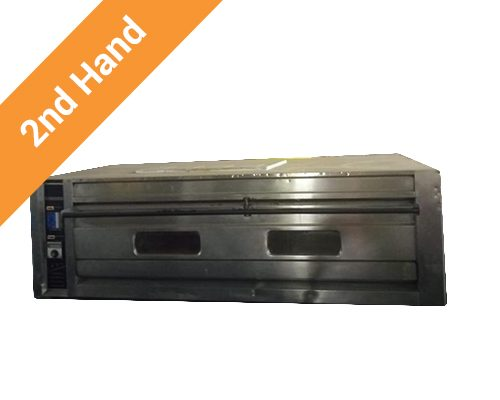 Second hand Single Deck 3 Tray Baking Oven Electric