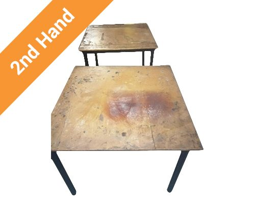 second hand wooden tables