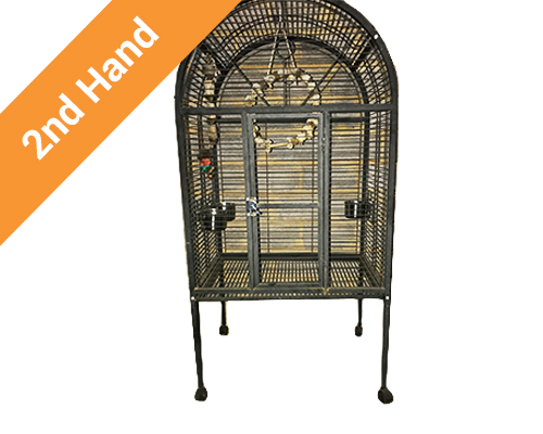 Second hand bird cage