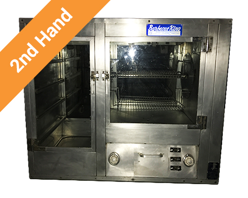 second hand Chicken Rotisseries with Warmer