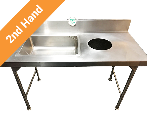 Second hand Dump Table 1,1m