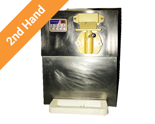 Second hand ice cream machine