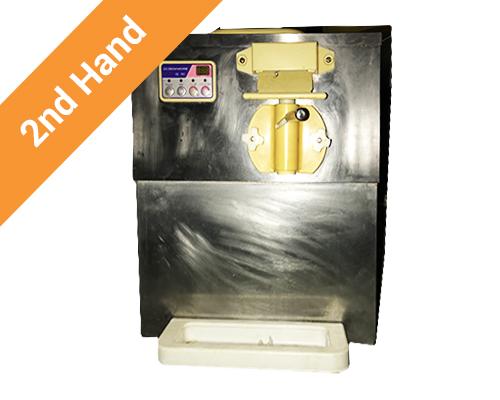 Second hand ice cream machine
