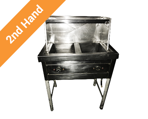 Second hand spaza fryer